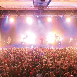 Bild einer Veranstaltung in der Siegburger Rhein-Sieg-Halle