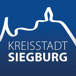 Das Bild zeigt das Logo der Kreisstadt Siegburg